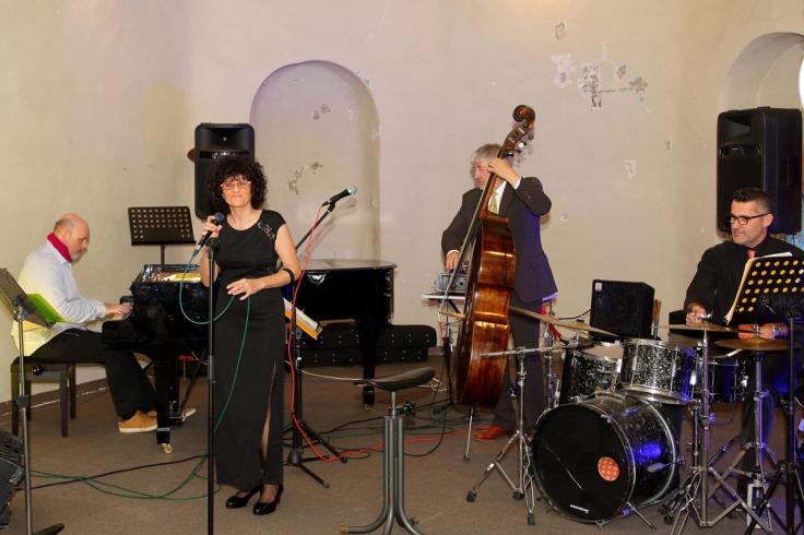 Frédérique-Younès-Quartet Auditorium
