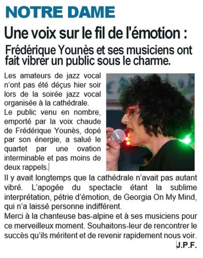 Article Notre Dame