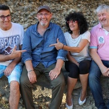 Les Mées quartet